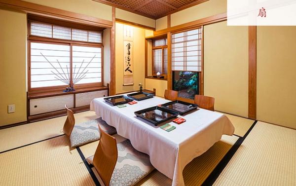 日本料理 一扇(いっせん) 店内写真3F